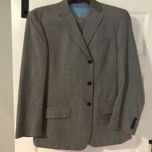 Men's suit size 44R/36W